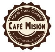 Logo Café Misión | Zwartekoffie.nl