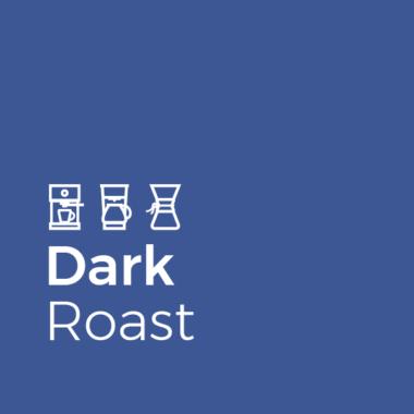 Dark Roast koffie | Zwartekoffie.nl