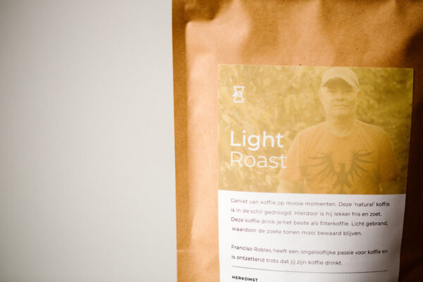 Light Roast | Zwartekoffie