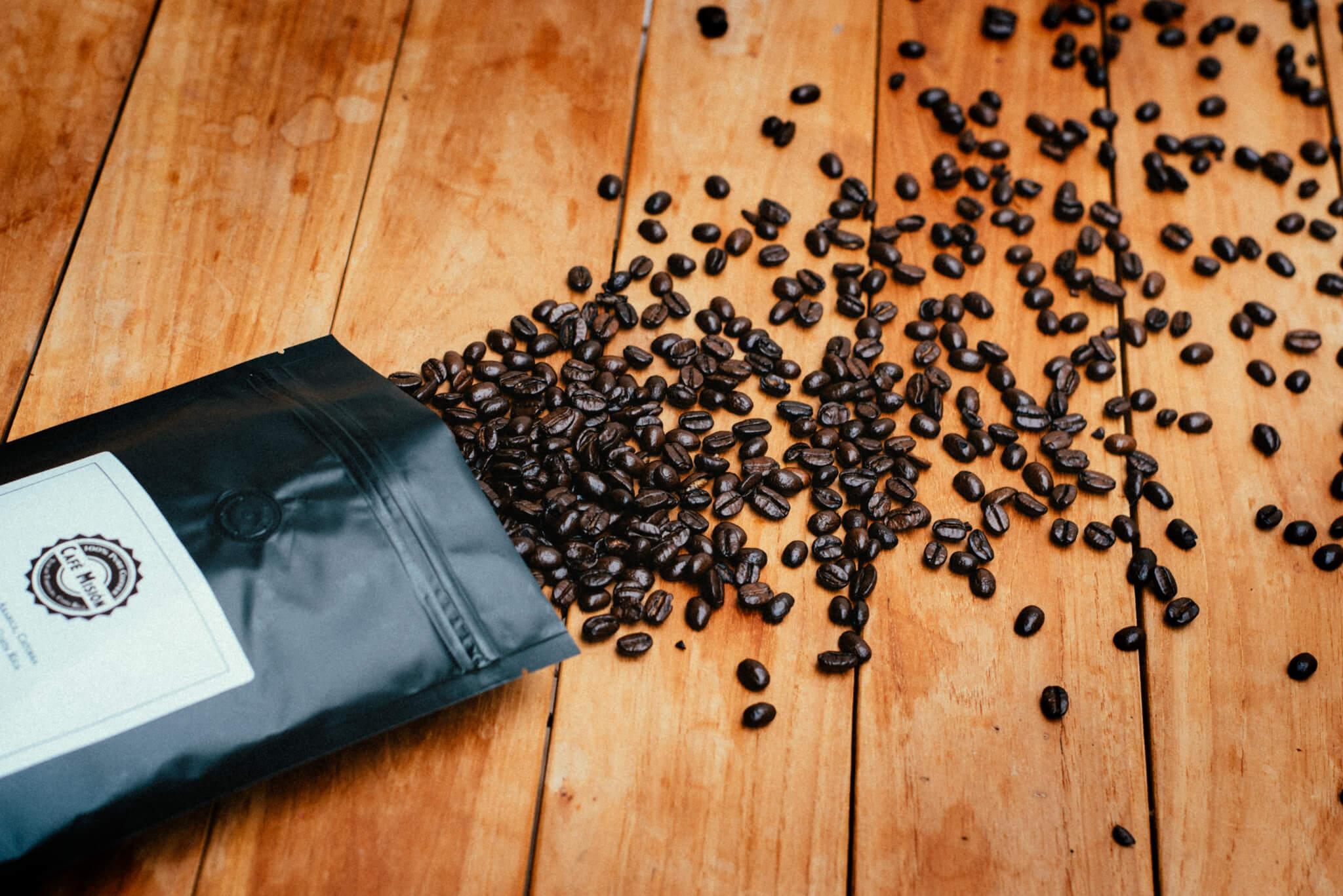 Koffie abonnement Dark roast | Zwartekoffie.nl