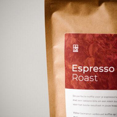 Espresso Roast | Zwartekoffie