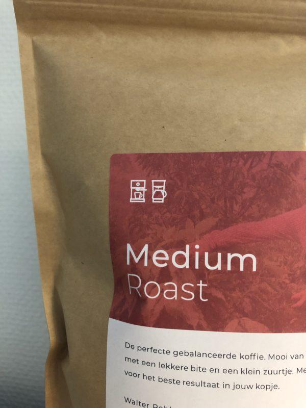 Medium Roast | Zwartekoffie