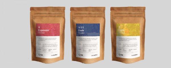 Zwarte koffie proefabonnement Koffiezakken | Zwartekoffie.nl