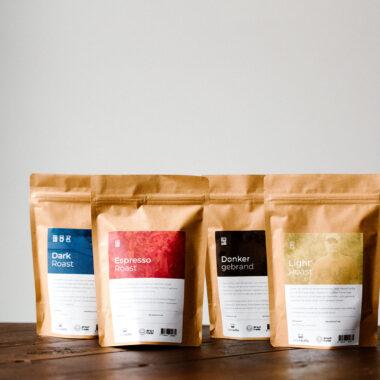 Zwartekoffie proefpakket