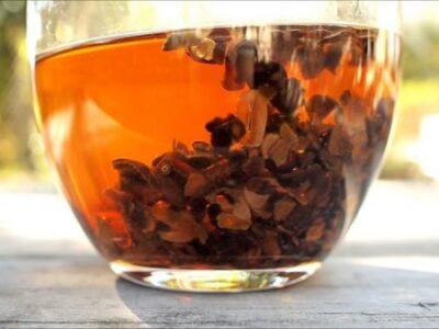 Cáscara - schil van de koffiebes