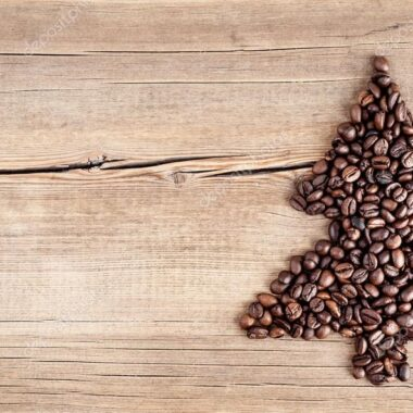 Koffie voor onder de kerstboom