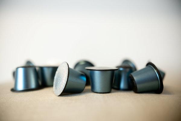 Zwartekoffie cups