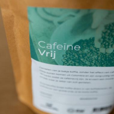 Cafeïne vrije koffie | Zwartekoffie